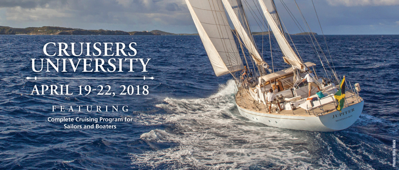 Cruisers University - Learn to Sail - Annapolis, MD