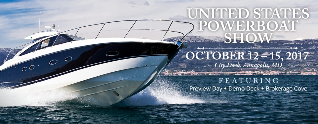 United States Powerboat Show 2017