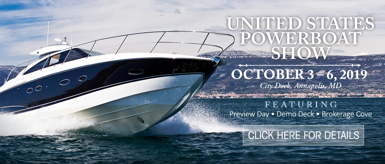 United States Powerboat Show 2019