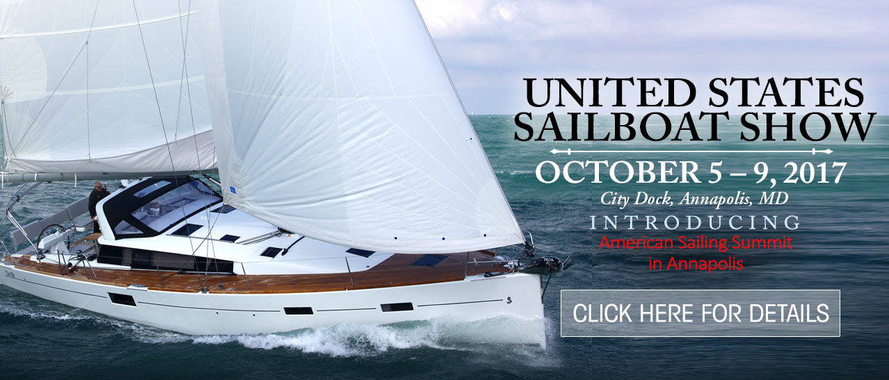 Annapolis Sailboat Show October 5-9, 2017