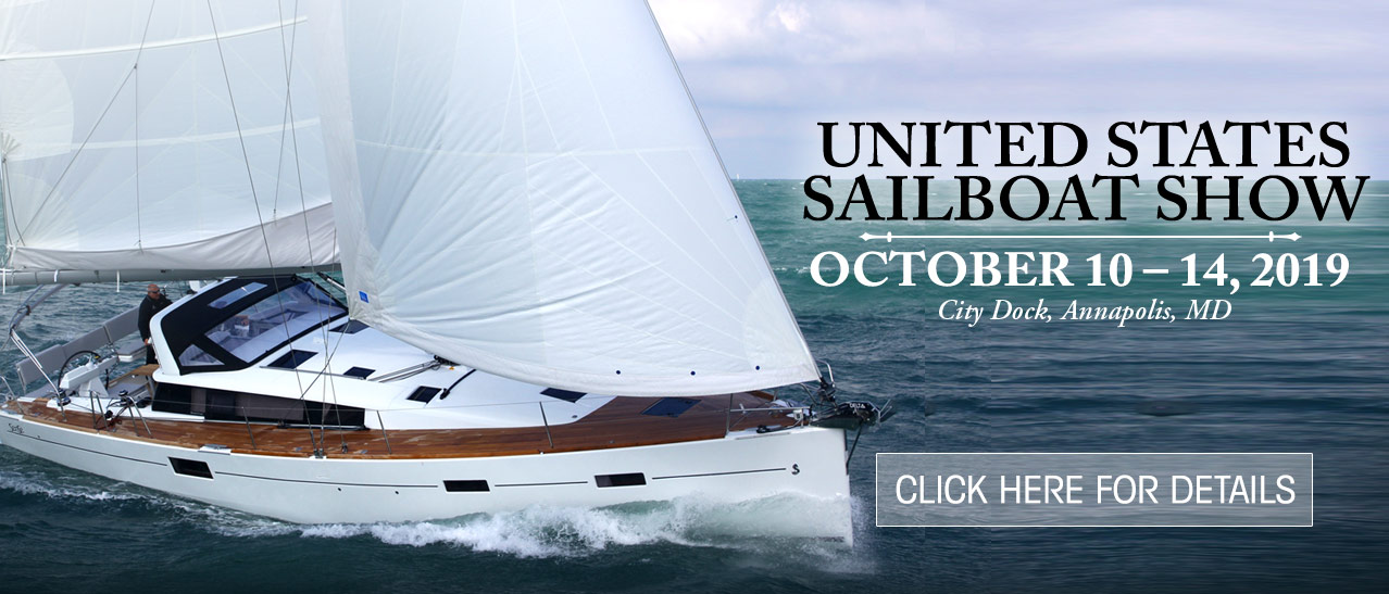 United States Sailboat Show 2019