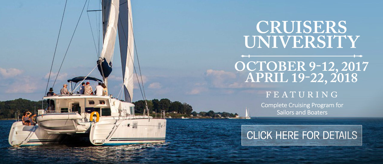 Cruisers University Annapolis, Maryland