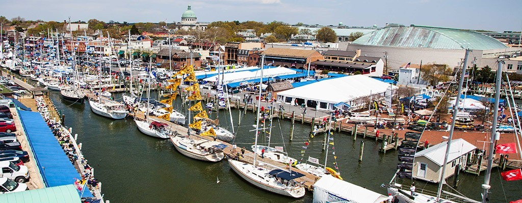 Image result for annapolis boat show