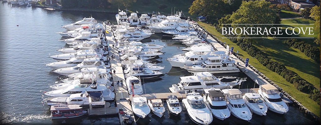 Brokerage Cove United States Powerboat Show