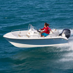 EdgeWater 170CC Deep-V Center Console Boat