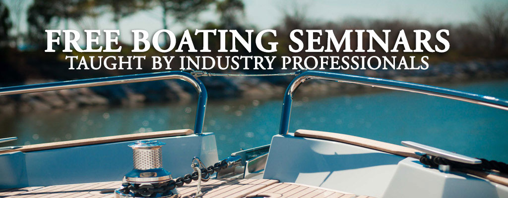 Free boating seminars