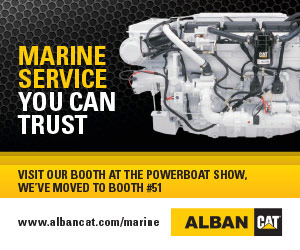 Alban CAT Marine Services for Powerboats