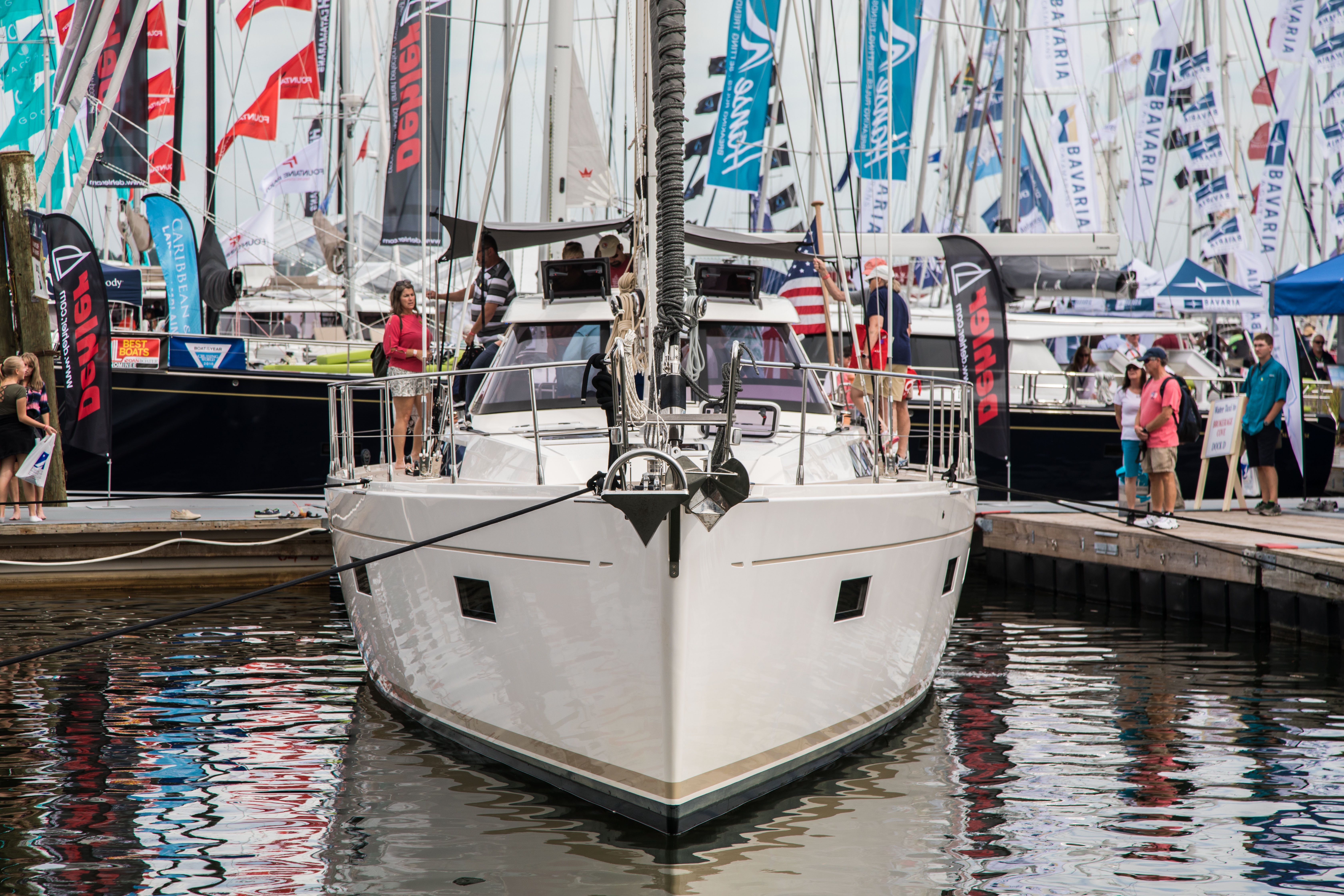 Annapolis Boat Show Spring 2020.Annapolis Boat Shows The Nation S Largest In Water Boat Shows