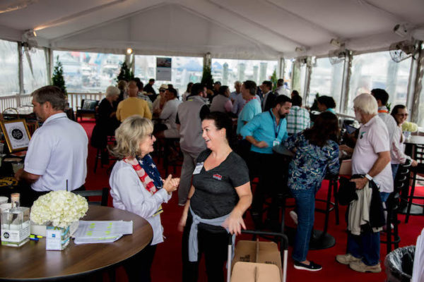Bay Bridge Boat Show VIP